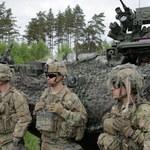 Dwie osoby zatrzymane ws. kradzieży sprzętu amerykańskich żołnierzy w Żaganiu