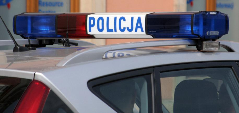 Dwie osoby zginęły, a jedna jest ciężko ranna /Maciej Nycz /RMF FM