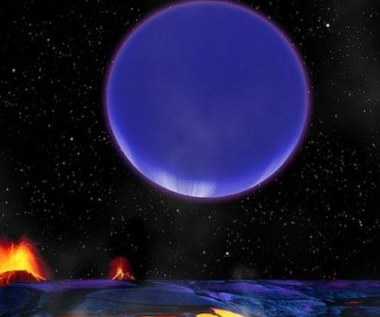 Dwie planety blisko siebie jak żadne inne