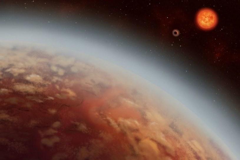 Dwie planety w sąsiedztwie czerwonego karła K2-18 /materiały prasowe