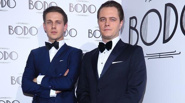 Dwie twarze Eugeniusza Bodo: Antoni Królikowski (L) i Tomasz Schuchardt (P)  - fot. Krzysztof Jarosz /Agencja FORUM