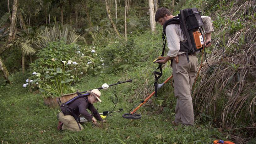 Dwóch byłych agentów CIA dostało od władz Kolumbii zgodę na poszukiwanie zakopanej gotówki /materiały prasowe