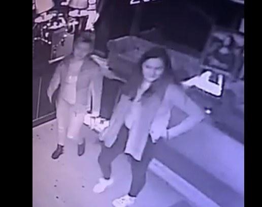 Dwóch kobiet szuka policja /Policja /