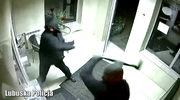 Dwóch mężczyzn napadło na kantor w Żarach