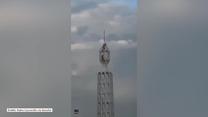 Dwóch nastolatków wspięło się na wieżowiec w centrum Sydney. Po zejściu na ziemię zostali aresztowani
