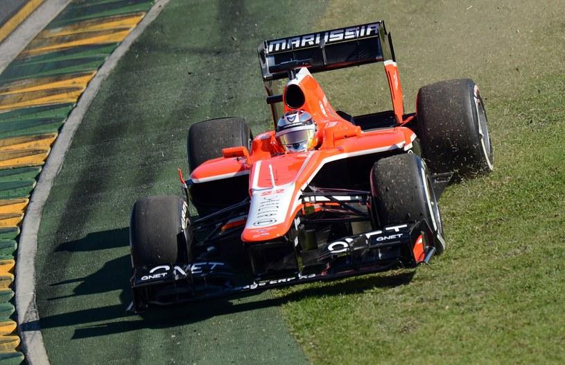 Dwóch nowych kierowców pozyskała Marussia /AFP