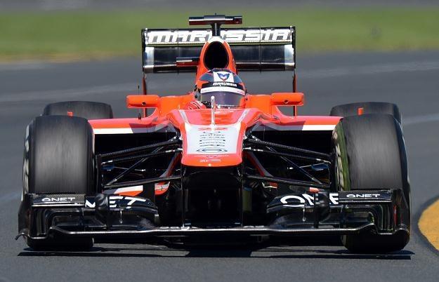 Dwóch nowych kierowców zakontraktowała Marussia /AFP