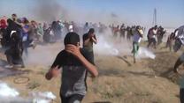 Dwóch Palestyńczyków nie żyje, ponad 150 rannych