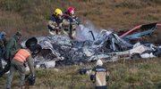Dwóch zabitych w katastrofie wojskowego śmigłowca
