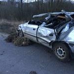 Dwoje nastolatków zginęło w wypadku. Są zarzuty dla 19-letniego kierowcy