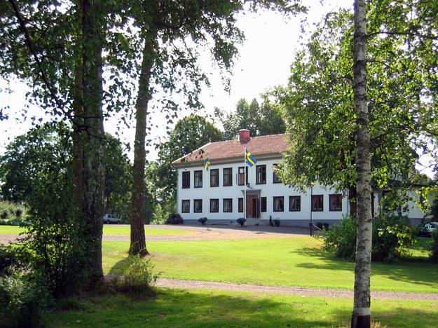 Dwór Björkborns – dom Alfreda Nobla w Szwecji. Dziś mieści się tam muzeum /Foto. Public Domain /