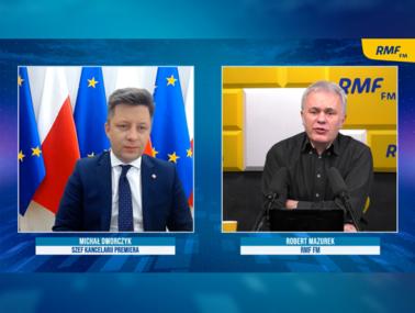 Dworczyk: Liderem Porozumienia jest premier Gowin, jestem przekonany, że uda się wyjść z tego napięcia