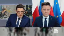 """Dworczyk o szczepieniach artystów w """"Graffiti"""": Zostało złamane poczucie solidarności"""