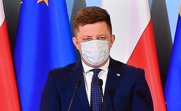Dworczyk: Po Nowym Roku do Polski co tydzień będzie trafiać 300 tys. szczepionek