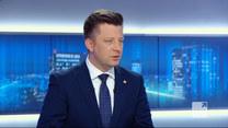"""Dworczyk w """"Gościu Wydarzeń"""": Białoruś wypowiedziała nam wojnę hybrydową"""