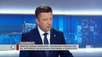 """Dworczyk w """"Gościu Wydarzeń"""" o Frasyniuku: Haniebne słowa"""
