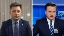Dworczyk w Polsat News: Uchwała Senatu osłabia stanowisko Polski