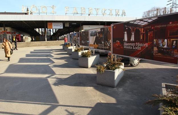 Dworzec Łódż Fabryczna zostanie przebudowany przez Pol-Aquę? Fot. Jacek Waszkiewicz /Reporter