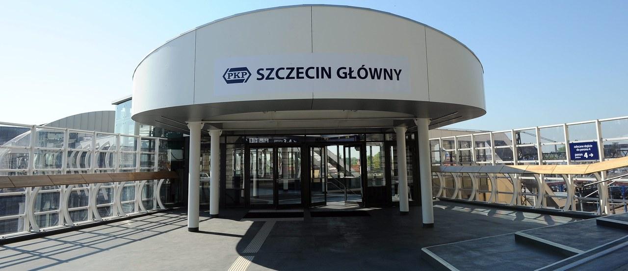 Dworzec PKP w Szczecinie sparaliżowany po awarii