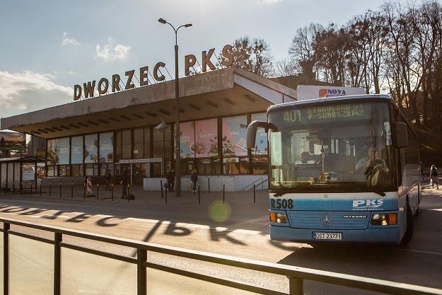 Dworzec PKS w Gdansku. Fot. Anna Rezulak KFP /Reporter