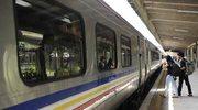 Dworzec, semafor, podróż