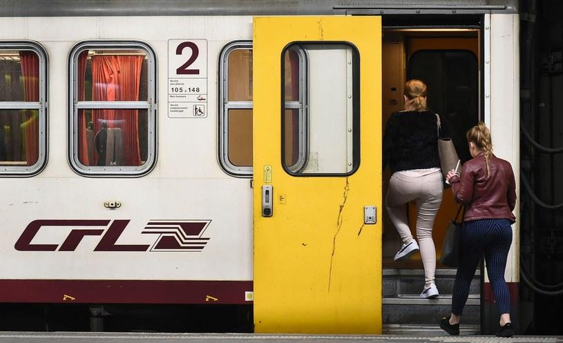 Dworzec w Luksemburgu /AFP