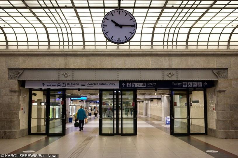 Dworzec Wrocław Główny (zdj. ilustracyjne) /KAROL SEREWIS /East News