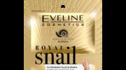 Dwuetapowy zabieg regenerujący do rąk SOS Royal Snail Eveline Cosmetics