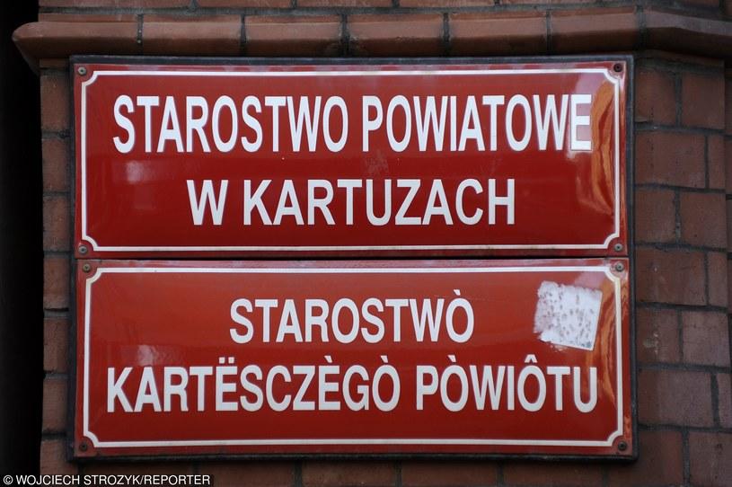 Dwujęzyczne tablice w Kartuzach, zdj. ilustracyjne /    Wojciech Strozyk/REPORTER /East News