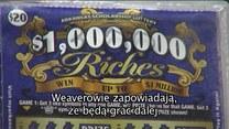 Dwukrotnie wygrali na loterii w jeden weekend! Są mężem i żoną