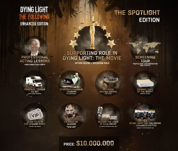 Dying Light: The Following - The Spotlight Edition /materiały prasowe