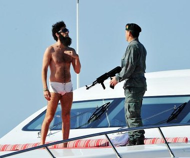 """""""Dyktator"""" w Cannes"""