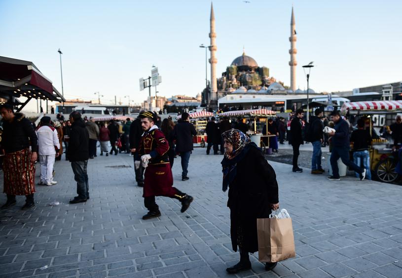 """""""Dyktatorzy nie są w stanie przynieść poczucia dumy czy godności"""" /AFP"""