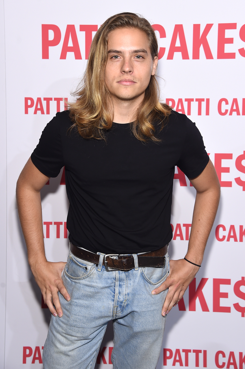 Dylan Sprouse w 2017 roku /Jamie McCarthy /Getty Images