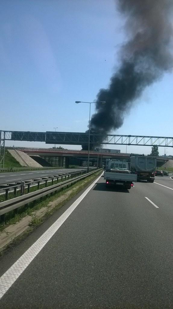 Dym widać z daleka //Gorąca Linia RMF FM