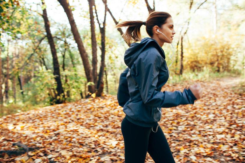 Dynamic Running Therapy łączy tradycyjną terapię z ćwiczeniami /123RF/PICSEL