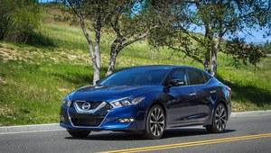 Dynamicznie wystylizowany Nissan Maxima