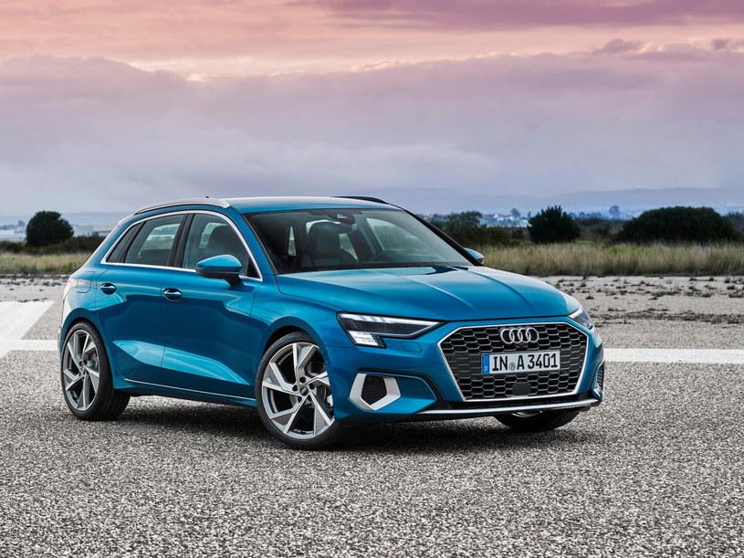 Dynamika Audi A3 w wersji Sportback zadowoli nawet najbardziej wymagających kierowców /materiały prasowe