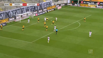 Dynamo Drezno - VfB Stuttgart 0-2 - skrót (ZDJĘCIA ELEVEN SPORTS)