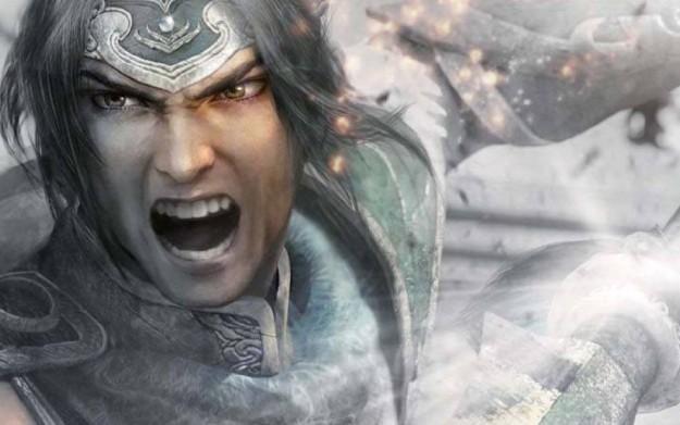 Dynasty Warriors 7 - motyw graficzny /Informacja prasowa