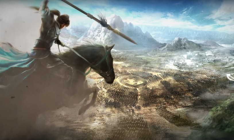 Dynasty Warriors 9 /materiały prasowe
