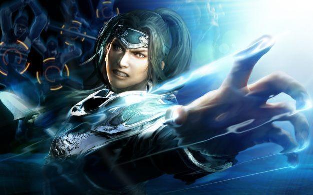 Dynasty Warriors Next - motyw graficzny /Informacja prasowa