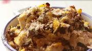 Dynia piżmowa z kurczakiem