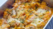 Dynia zapiekana z ziemniakami