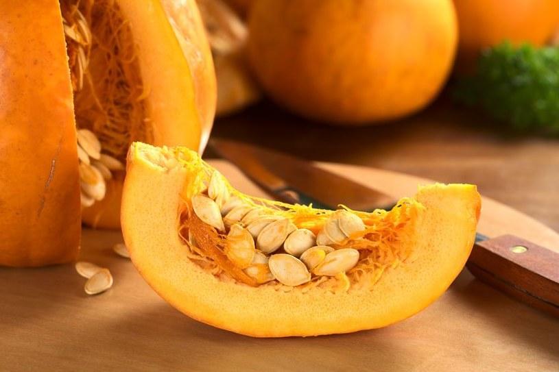Dynia zawiera wiele składników odżywczych /©123RF/PICSEL