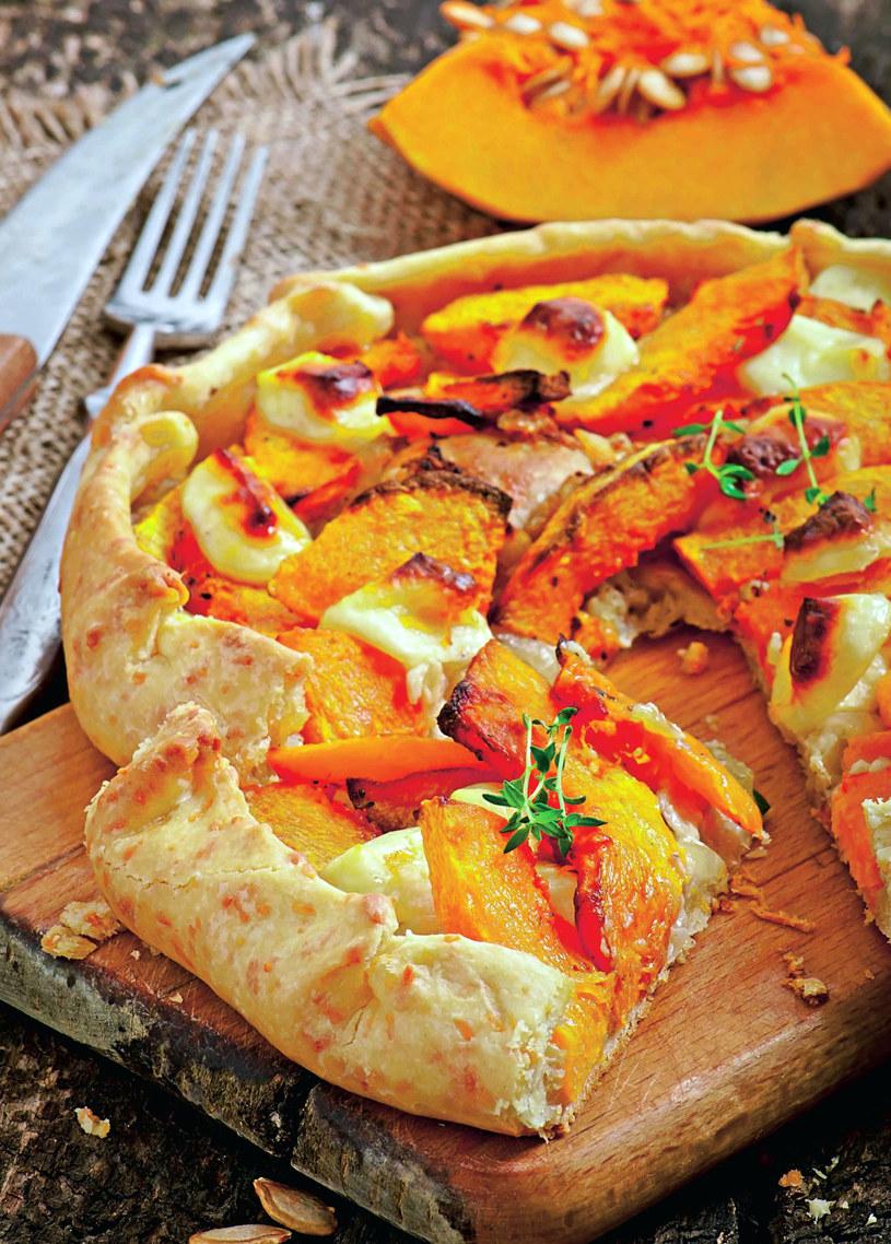 Dyniowa pizza /123RF/PICSEL