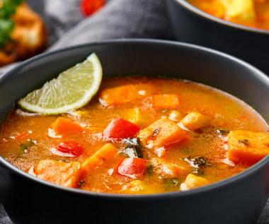 Dyniowe curry na jesień