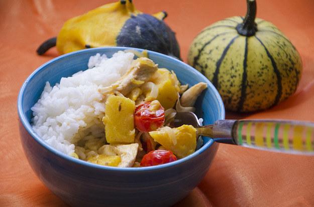 Dyniowe curry /RMF24