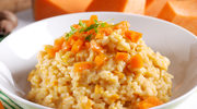 Dyniowe risotto - sezonowy rarytas