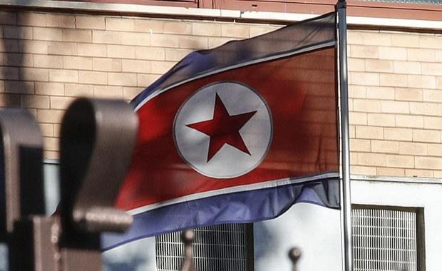 Dyplomaci z USA i Korei Północnej prowadzą rozmowy w Sztokholmie